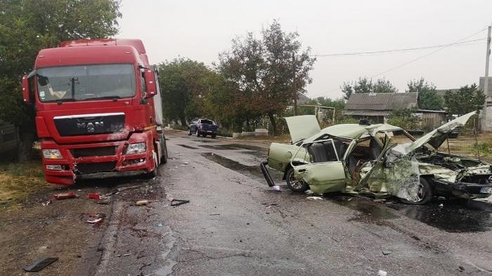 В Николаевской области пять человек пострадали в ДТП (фото)