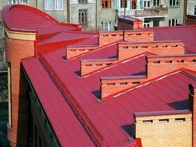 Парапеты — надежная защита кровли крыши