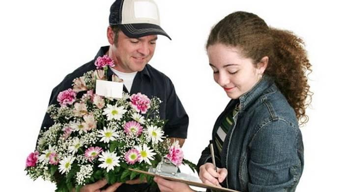 Доставка цветов в Харькове и ее преимущества