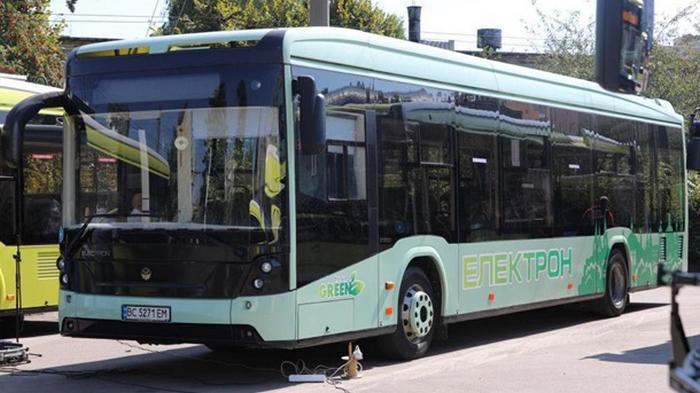 Во Львове 250 электробусов заменят маршрутки