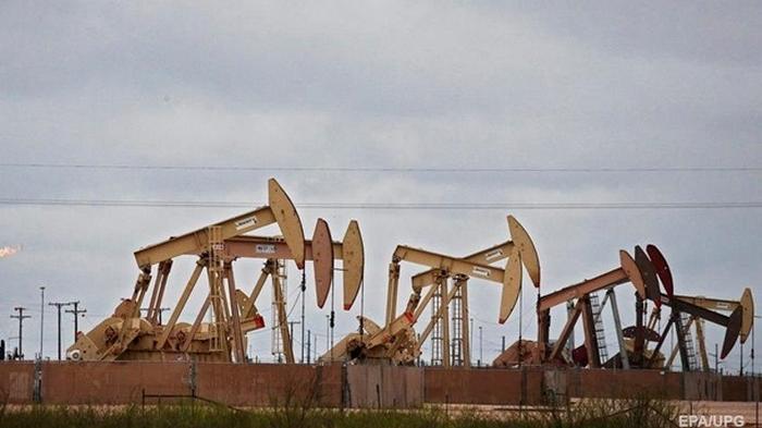 Цена нефти упала до 40 долларов за баррель