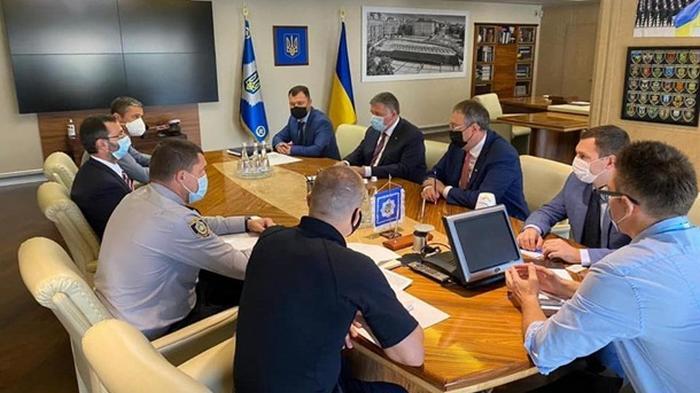 В Украину приедут полицейские из Израиля