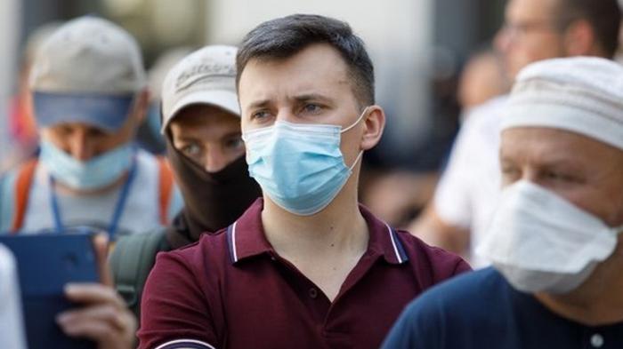 В Киеве впервые больше 400 случаев коронавируса