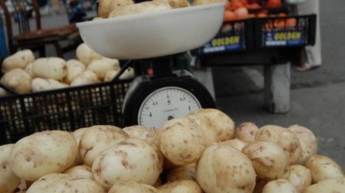 Минэкономики запретит импорт картофеля из России