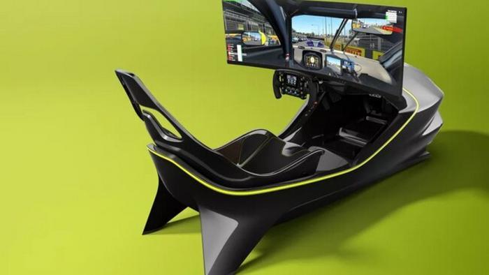 Aston Martin выпустил гоночный симулятор по цене спорткара (фото)