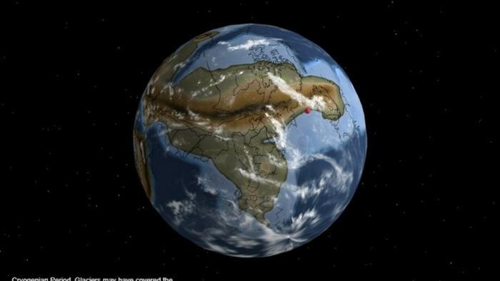 Где находился ваш дом миллиард лет назад – создана интерактивная карта