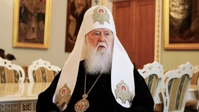 Патриарх Филарет выздоровел от коронавируса