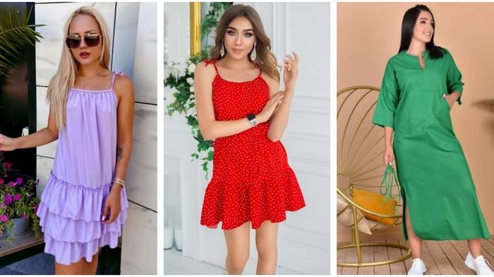 Интернет-магазин «Одевалка»: модная и стильная одежда всех размеров