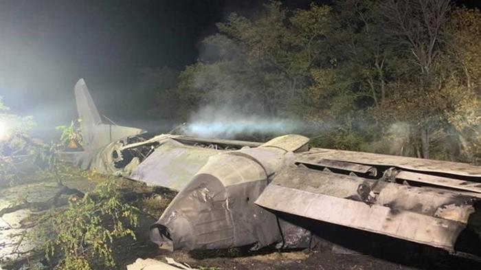 Зеленский поставил полеты АН-26 на паузу