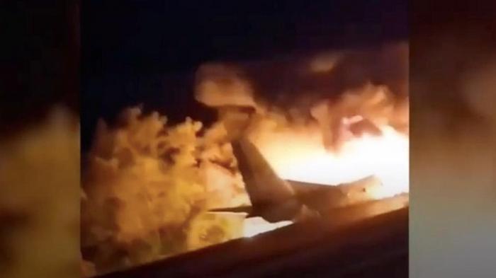 Самолет под Харьковом разбился при посадке