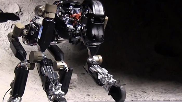 В Германии модифицировали робота-обезьяну (фото)
