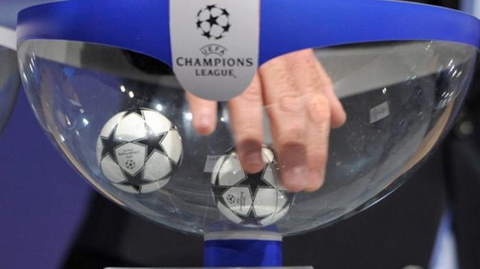 Лига чемпионов: определились корзины жеребьевки группового этапа