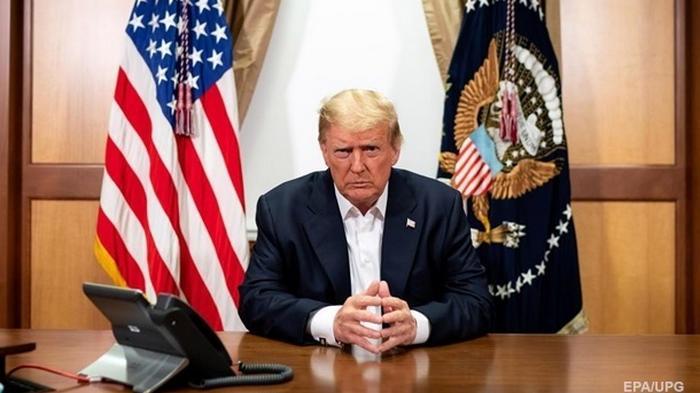 СМИ узнали, что первое сделал Трамп, вернувшись в Белый дом