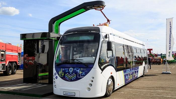 Городской автотранспорт в Украине заменят электротранспортом