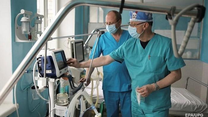 В Украине резкий скачок заболеваемости COVID