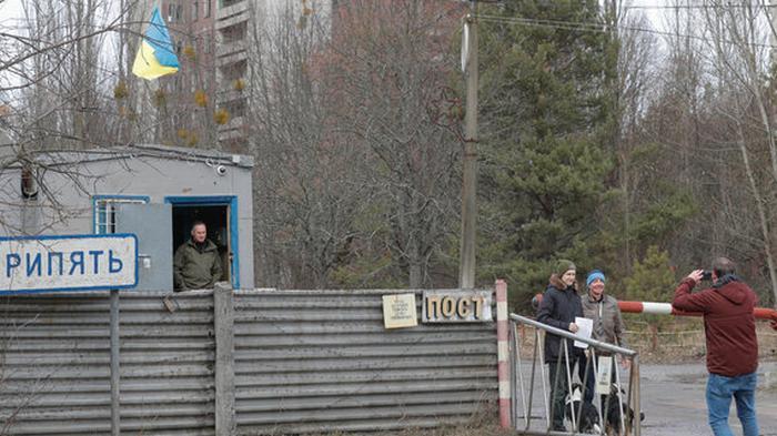 В Чернобыльской зоне организовывают первый веломаршрут