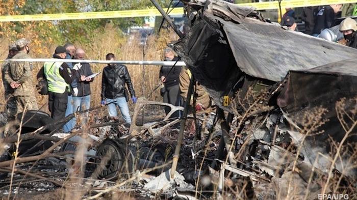 Из-за крушения Ан-26 Минобороны отстранило семь должностных лиц