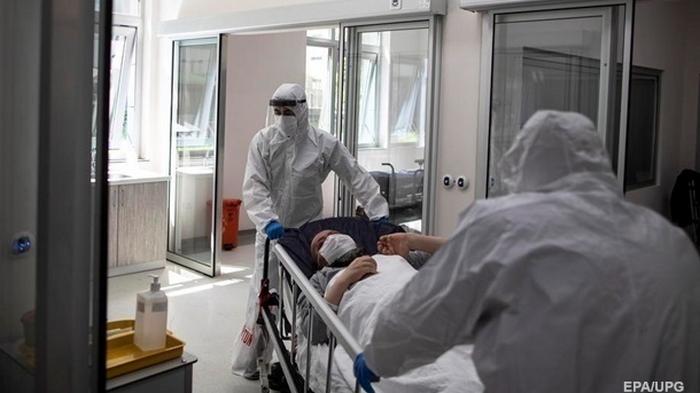В Украине антирекорд по числу смертей от COVID-19