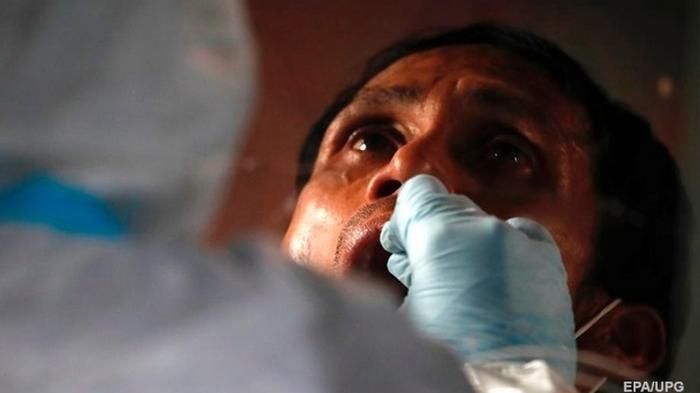 В ВОЗ сообщили о рекордном числе заболевших COVID-19 за сутки