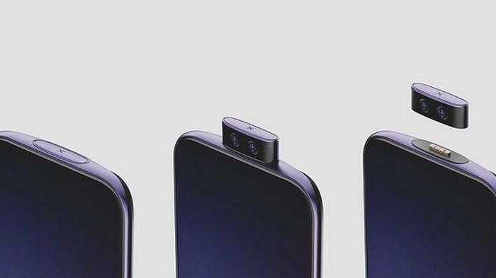 Vivo представила концепт смартфона со съемной селфи-камерой (видео)