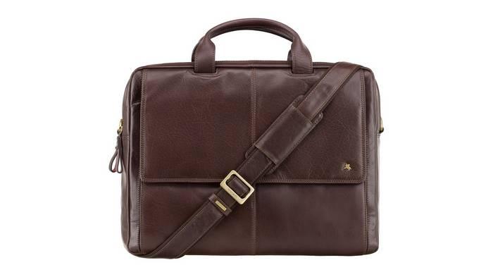 VISCONTI: признанный поставщик кожаных сумок