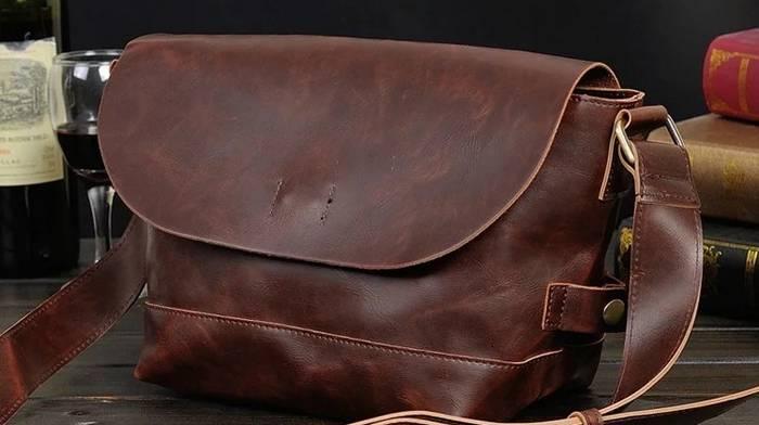5 причин купить сумку из натуральной кожи
