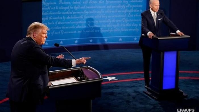 Трамп подтвердил участие во втором раунде дебатов с Байденом
