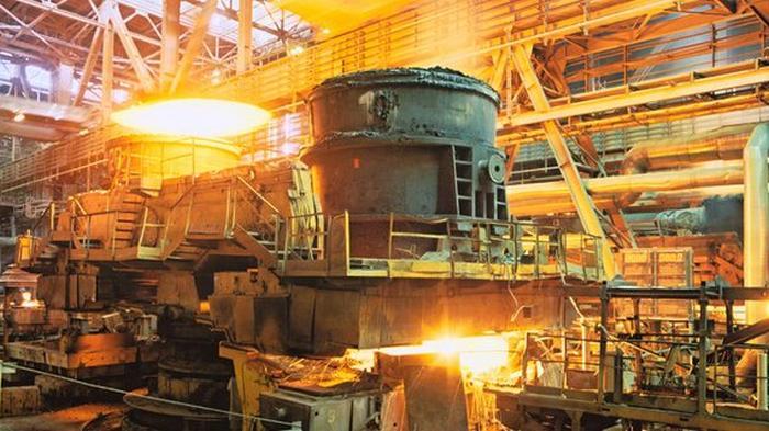 В Украине падает производство стали