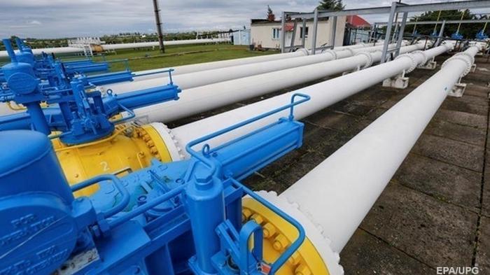 Поставки газа в Украину выросли почти на 30%