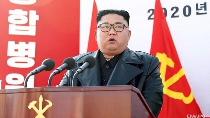 Ким Чен Ын расплакался во время торжественной речи (видео)