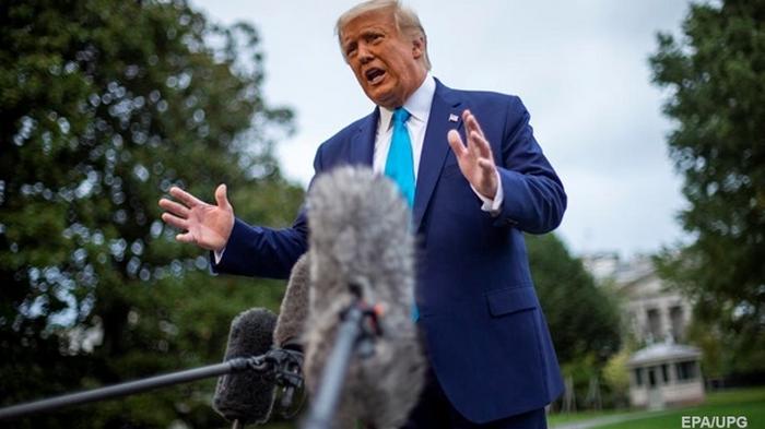 Трамп говорит, что после Ковида чувствует себя фантастически
