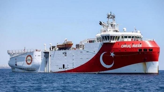 Турция начала сейсмические работы в Средиземноморье