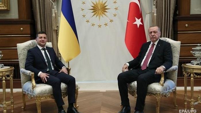 Зеленский собрался с визитом в Турцию