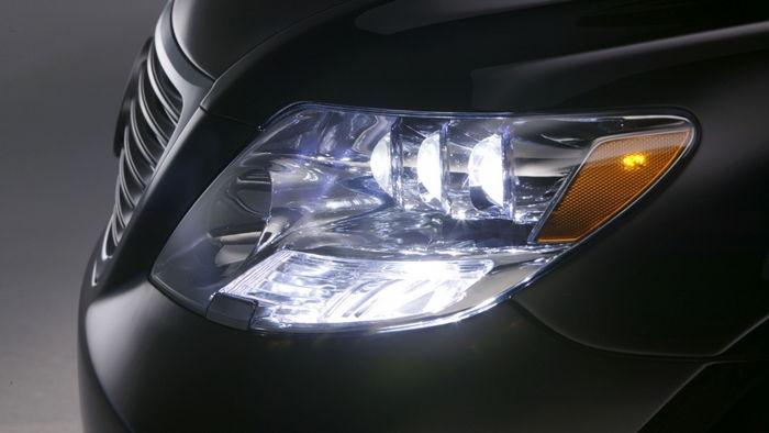 Почему светодиоды больше подходят для автомобиля