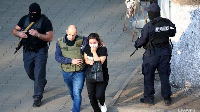 Полиция Грузии задержала захватчика заложников в банке - СМИ