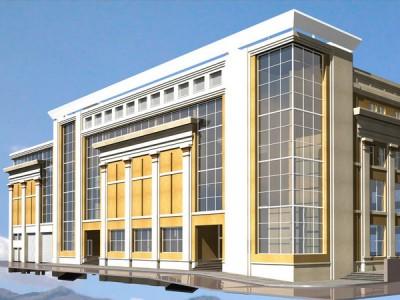 Реконструкция зданий от компании «TMZ Group» в Киеве