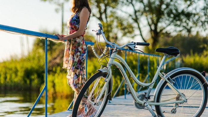 Какие отличия женских велосипедов от всех других?