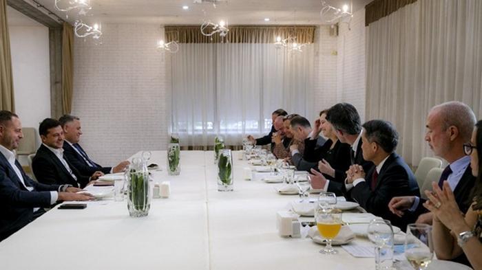 Послы G7 поздравили украинцев с выборами