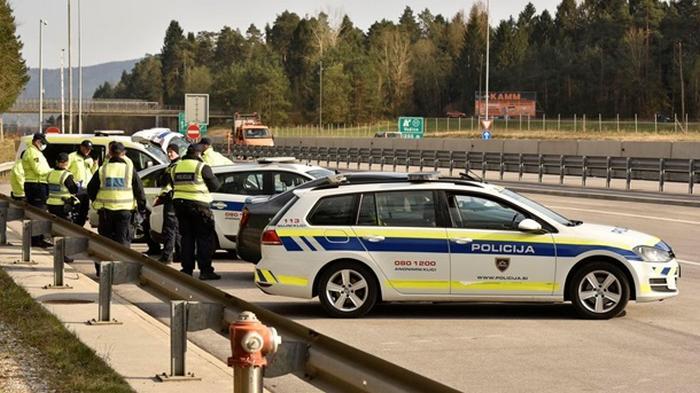 В Словении из-за пандемии ввели запрет на передвижение между городами