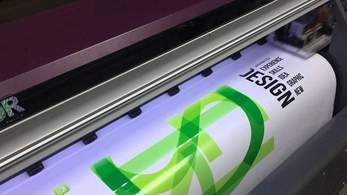 УФ печать на пленке – что это такое?