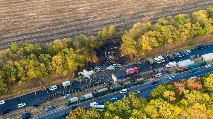 В Кабмине назвали причины авиакатастрофы в Чугуеве