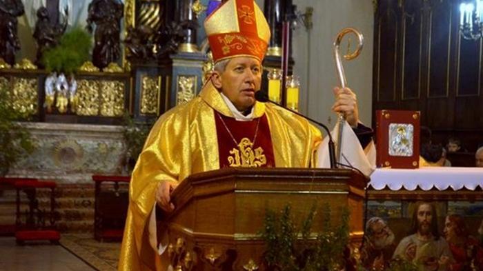От коронавируса умер украинский епископ