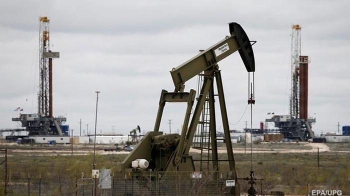 Цена на нефть превысила 40 долларов