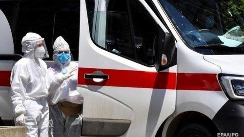 В Украине COVID-19 заболели более 400 тысяч