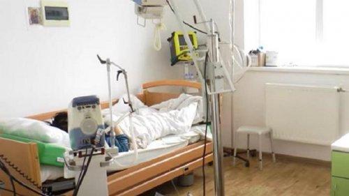 В Украине заняты 65% COVID-коек