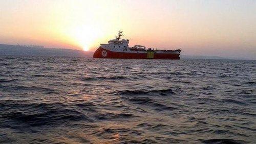 Турция продлила сейсморазведку в Средиземноморье до февраля