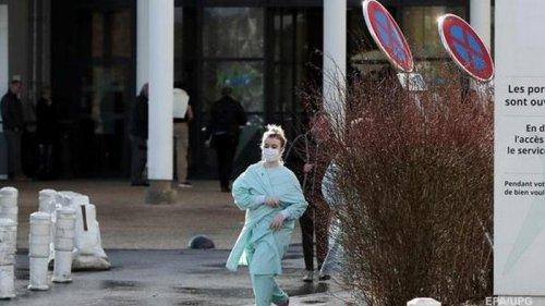 Франция отправит часть пациентов с коронавирусом в Германию