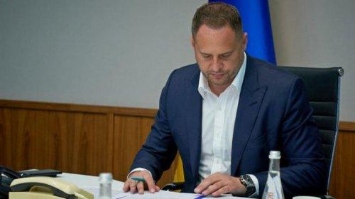 Украина не свернет с пути борьбы с коррупцией: Ермак встретился с послами G7