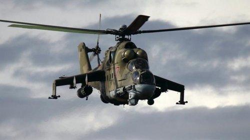 Над Арменией сбили российский вертолет