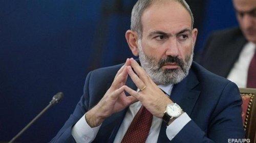 Армянская оппозиция требует отставки Пашиняна